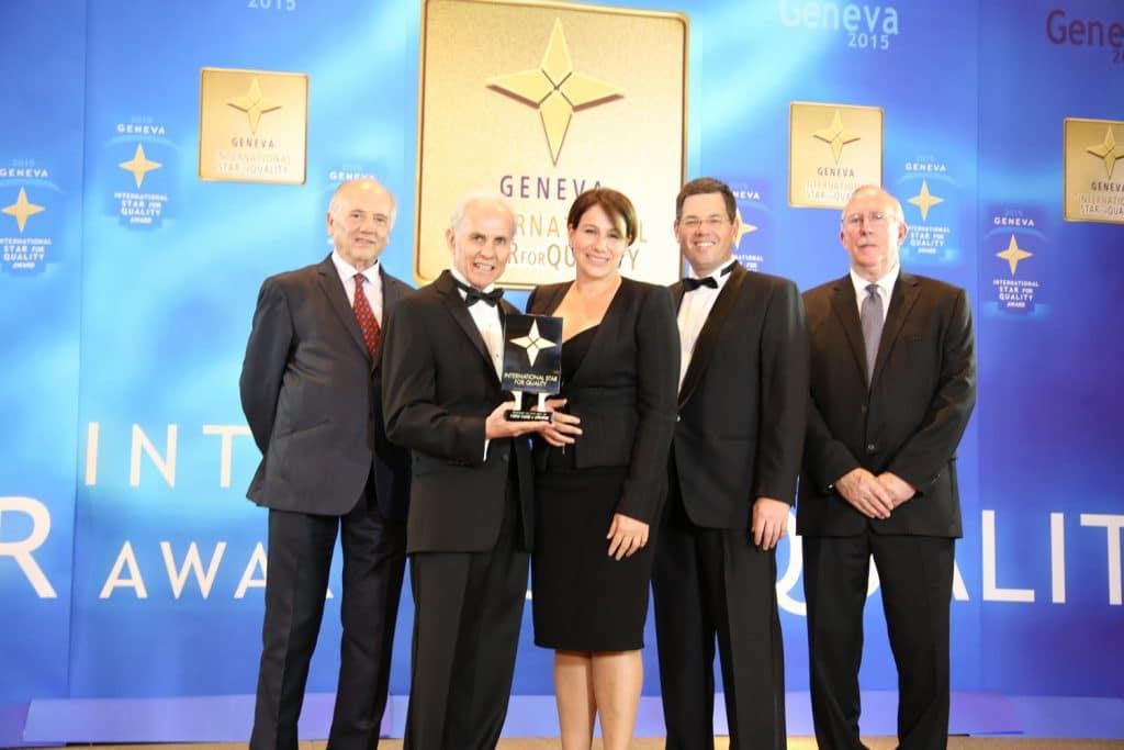 Vastaş Uluslararası Kalite Ödülü