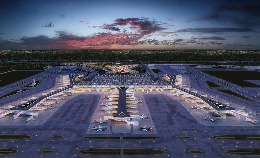 Istanbul New Airport - IGA