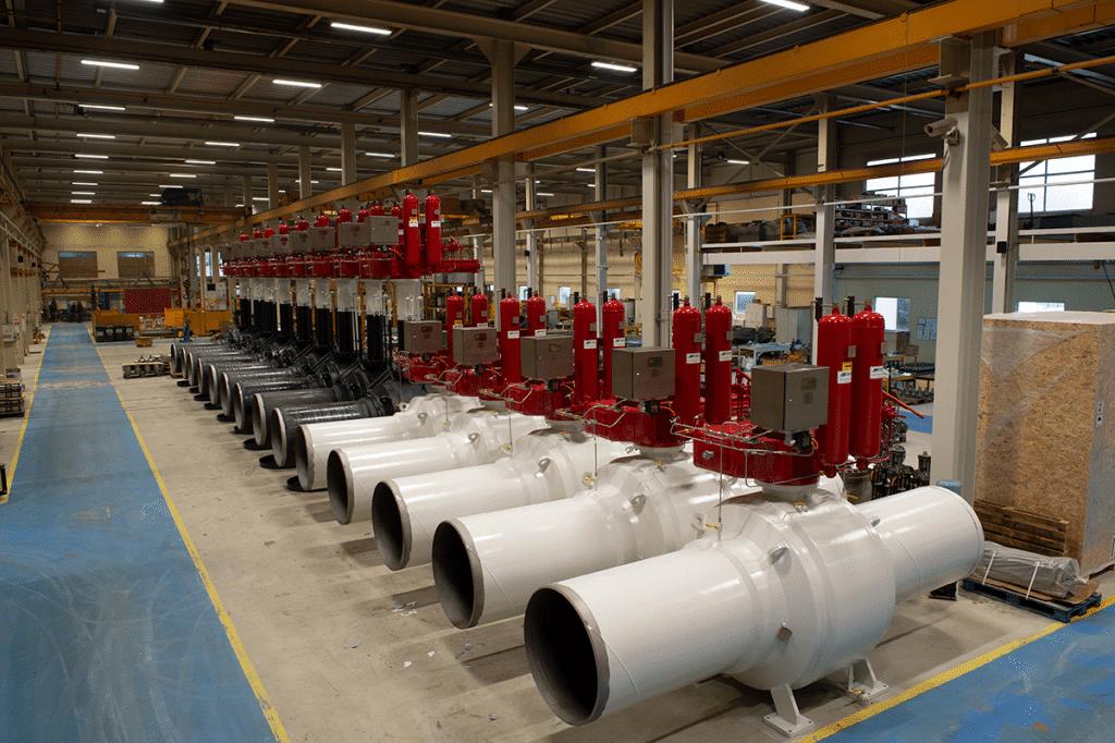 Afyon Seçköy-Üretim-fabrika- doğalgaz