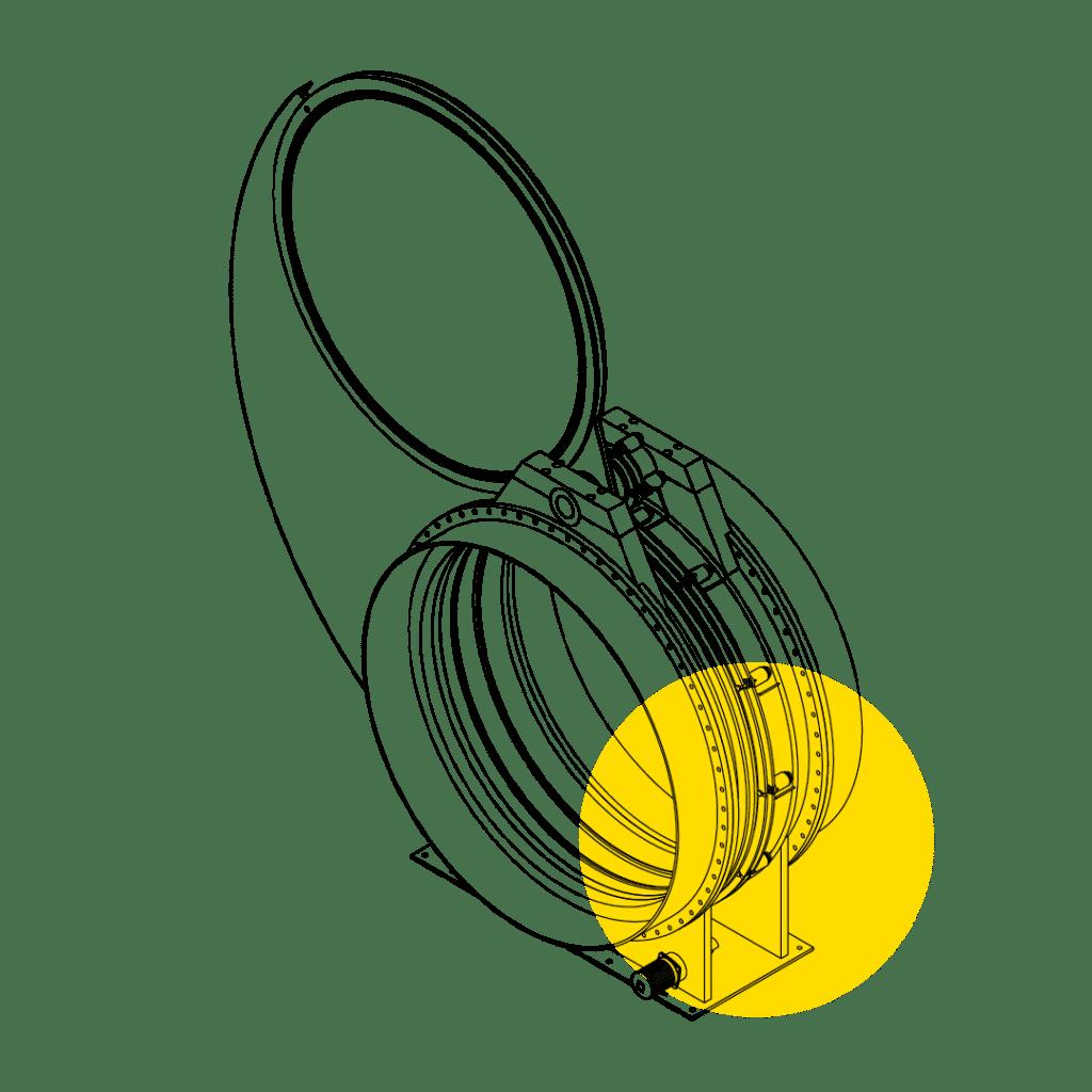 Özel İstek Valfler - Vastaş