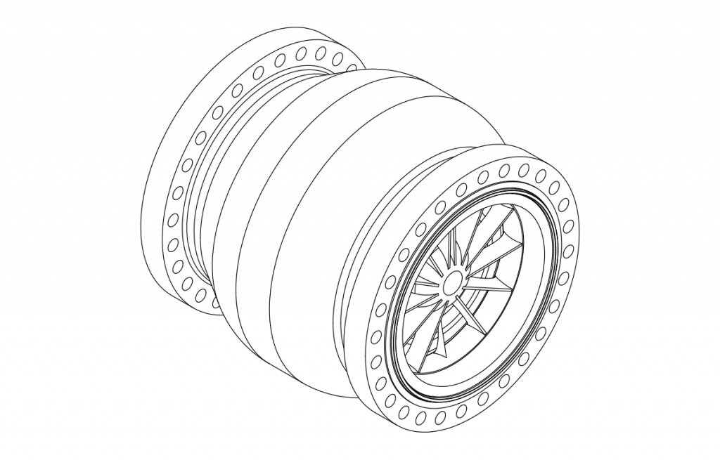 Check Valves - E40N Technical Drawing - Vastas