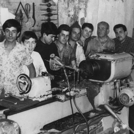 Vana üretim-unilever- diyafram vana