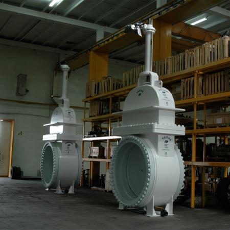facilty-valve-production