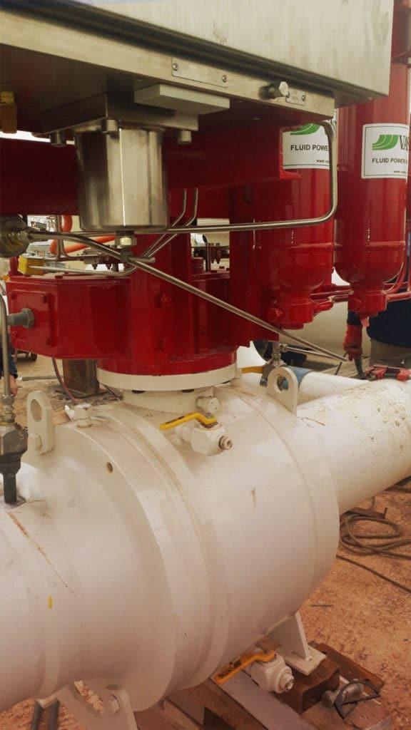 General-maintenance-valve