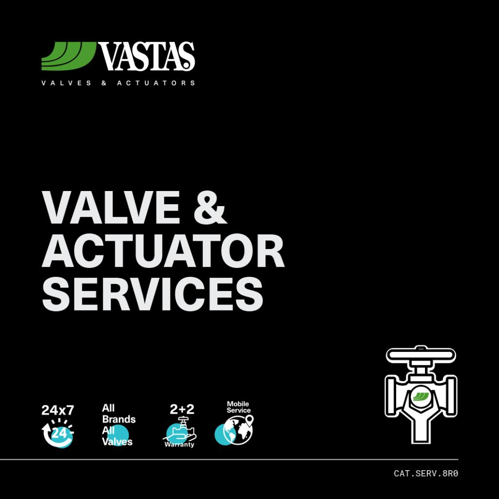 valve & actuator catalog